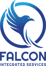 FALCON INTEGRATED SERVICES Logo